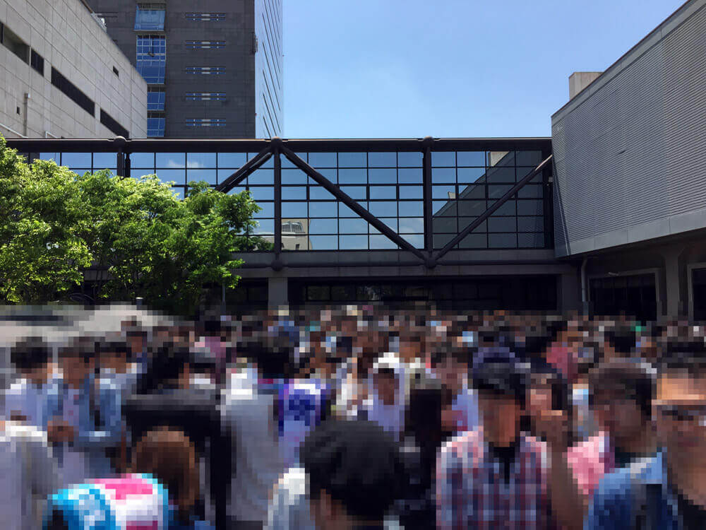 乃木坂46握手会2
