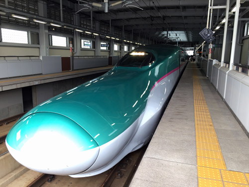 JR新幹線はやぶさ