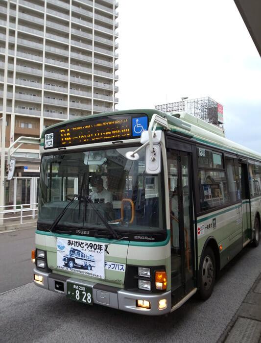 青森市営バス2