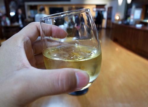 アップルワイン_試飲