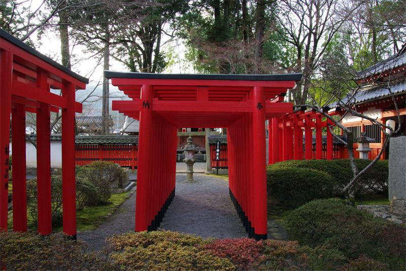 多田神社_鳥居