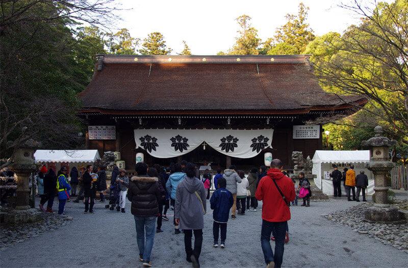 多田神社_拝殿