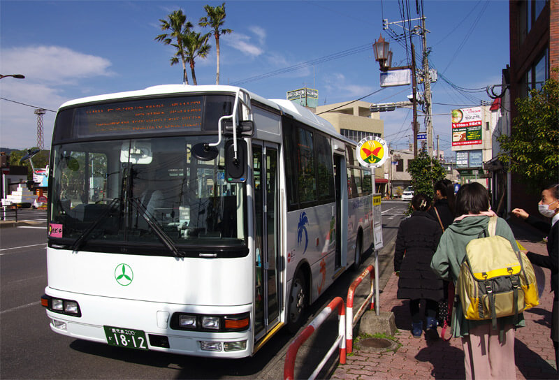 指宿駅_バス停