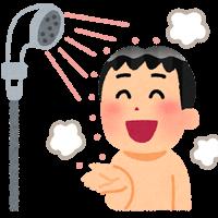 わきが手術後、脇の下を濡らさなければシャワーはOK