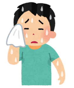 汗腺の種類