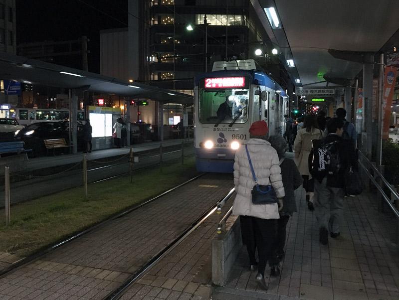 鹿児島中央_路面電車