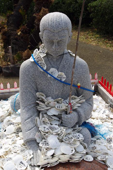 浦島太郎の像