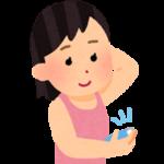 わきが臭を抑える為に制汗剤を使う