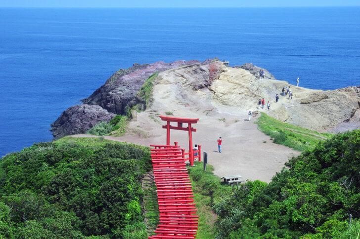元乃隅稲成神社3