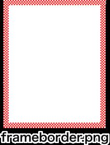 枠線をbackground-imageで指定