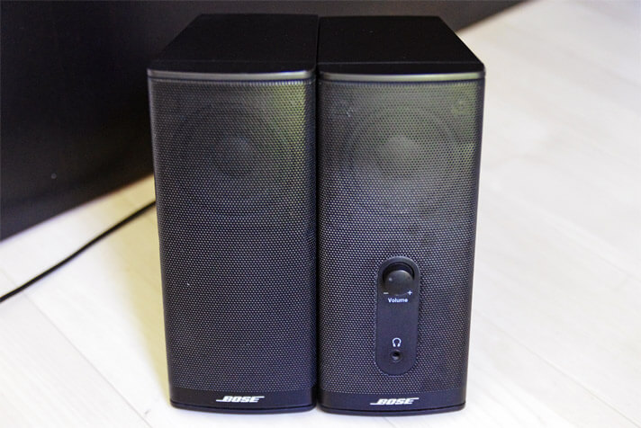BoseのCompanion 2 Series II