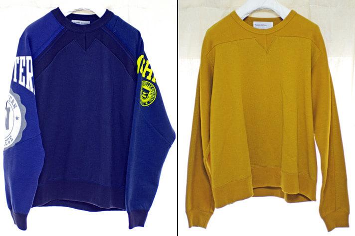 masao shimizu(マサオ シミズ)の購入したスウェットシャツ