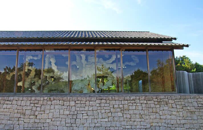 犬島「家プロジェクト」F邸 作品名「Biota (Fauna/Flora)」