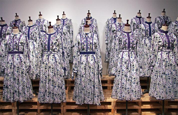 【乃木坂46 Artworks だいたいぜんぶ展】乃木坂46と彼女たちの衣装をめぐるさまざまな物語|第60回 輝く!日本レコード大賞 歌衣装
