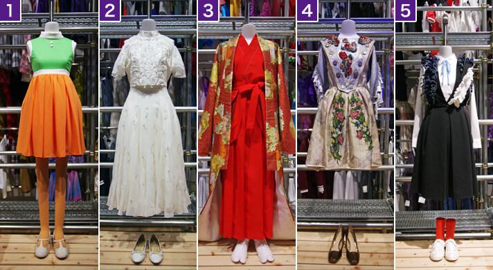 【乃木坂46 Artworks だいたいぜんぶ展】乃木坂46と彼女たちの衣装をめぐるさまざまな物語