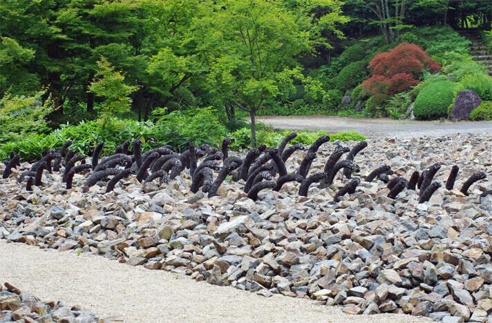 神勝寺 禅と庭のミュージアム|洸庭の景観