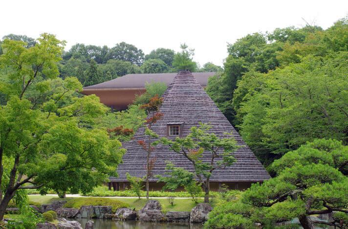 神勝寺 禅と庭のミュージアム|松堂と洸庭