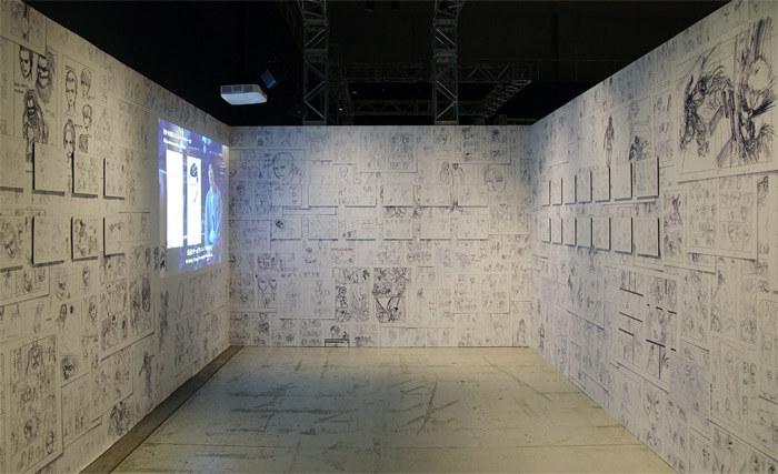 『進撃の巨人展FINAL』を写真で振り返り in 大阪・ひらかたパーク|ネーム&インタビュー「物語を創ったもの」
