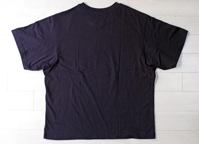 【ユニクロ-UT】ダニエル・アーシャムとポケモンのコラボTシャツ|裏面