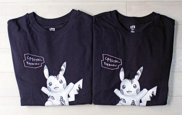 【ユニクロ-UT】ダニエル・アーシャムとポケモンのコラボTシャツ|2枚購入