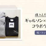 """<span class=""""title"""">【大阪限定】ギャルソン×エイプのコラボTシャツとパーカーを購入</span>"""