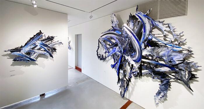 MEGURU YAMAGUCHI Exhibition in +81 gallery-kyoto|作品その3
