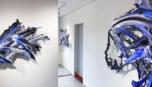 アート界の寵児「山口歴(やまぐちめぐる)」、写真家「マーリア・シュヴァルボヴァー(Maria Svarbova)」の個展を見に京都へ|感想や写真など