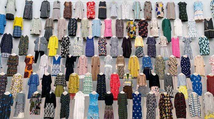 ミナペルホネンを知らないぼくがミナペルホネンの展覧会「ミナ ペルホネン/皆川明 つづく」に行ってきた in 神戸・兵庫県立美術館|感想や写真など
