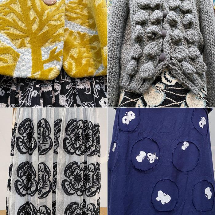 ミナペルホネンの展覧会「皆川明 つづく」 in 神戸・兵庫県立美術館|洋服の生地