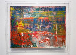 OKETA COLLECTION:ゲルハルト・リヒターのAbstract Painting (940-3)