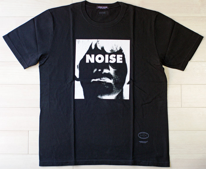 TANGTANG(タンタン)10周年記念モデル!UNDERCOVER(アンダーカバー)とのコラボレーション Tシャツ|前面はアンダーカバーのグラフィックを採用
