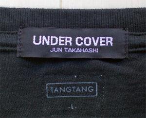TANGTANG(タンタン)10周年記念モデル!UNDERCOVER(アンダーカバー)とのコラボレーション Tシャツ|二つのネームタグ