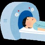 MRI装置のイラスト