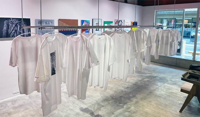 アートとTシャツと私(haku kyoto)