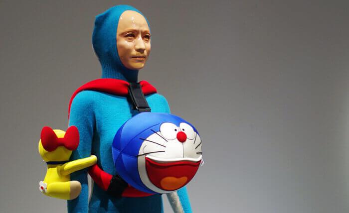 THE ドラえもん展 KYOTO 2021|森村泰昌&ザ・モーヤーズ作「ドラス」
