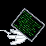 BIOSの不具合のイラスト